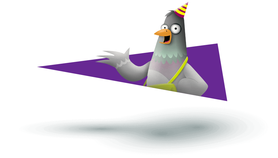 Funky Pigeon - Pigeon