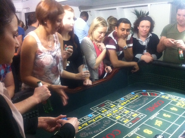Big Studio Casino Game of Craps