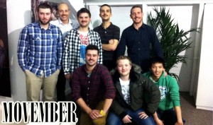 Big Ideas Movember Half Time