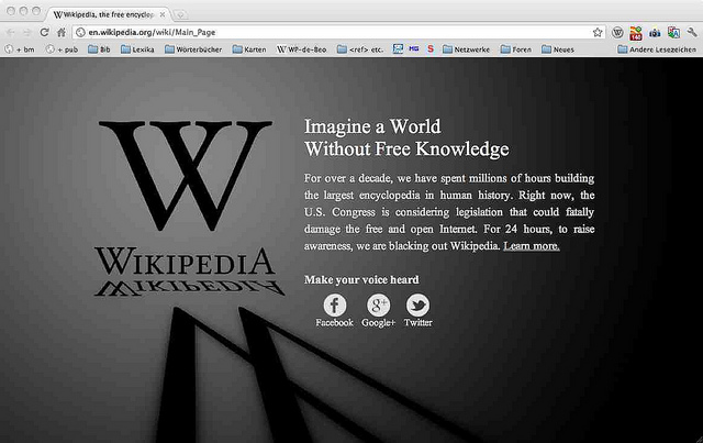 Wiki Sopa Blackout