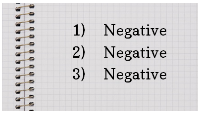 negative list