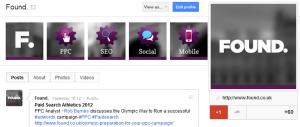 Found Agency Google Plus