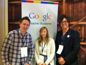Google Teacher Academy London