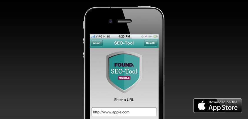 Found SEO Tool iOS