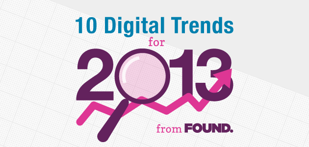 2013 Digital Trends