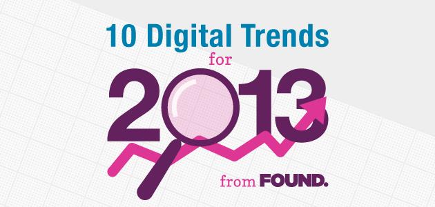 2013 Digital Trends