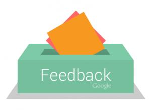 Google wants your feedback