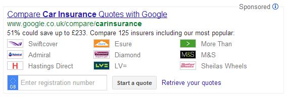 compare car insurance