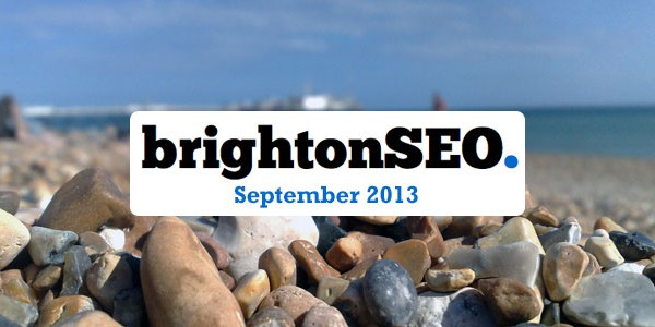 BrightonSEO September 2013