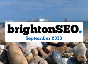 BrightonSEO September 2013