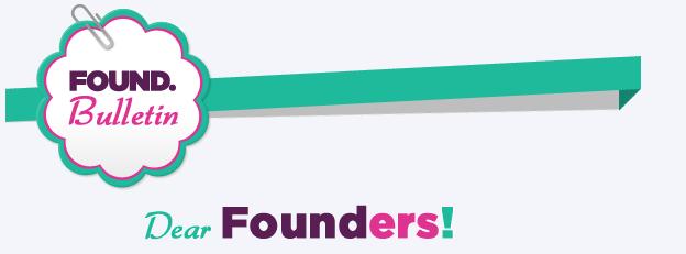 Dear Founders