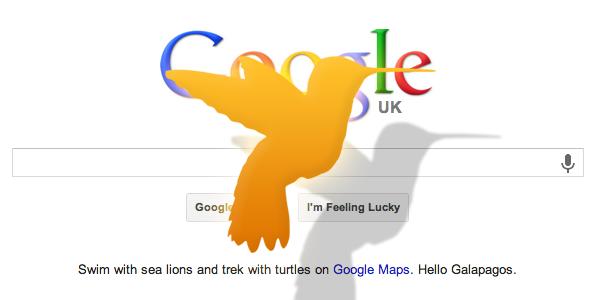 Hummingbird - Google's new algorithm announced