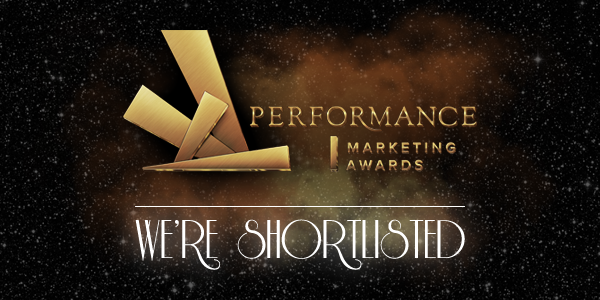 Performance Marketing Awards Shortlist Topper