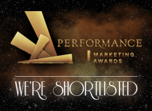 Performance Marketing Awards Shortlist Topper