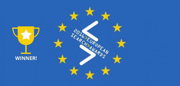 EU search award winners