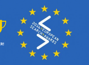 EU search award winners