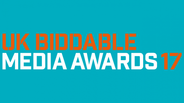 Biddable media awards
