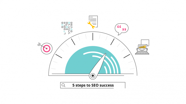 5 steps to SEO success