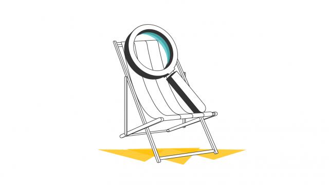 BrightonSEO September 2017 Deckchair