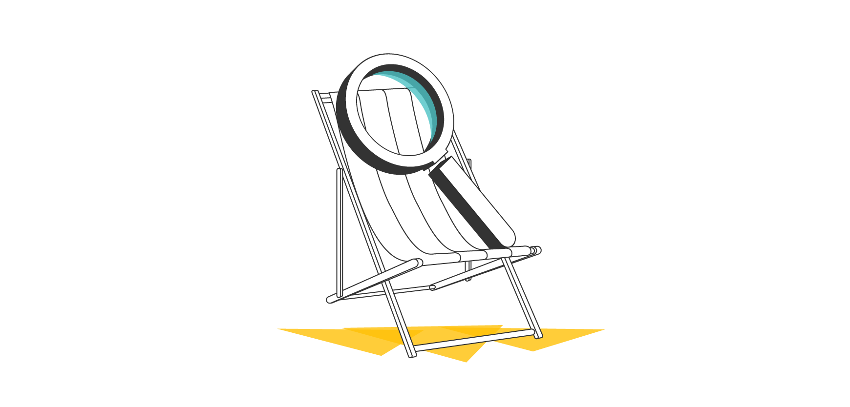 BrightonSEO September 2017 Deckchair