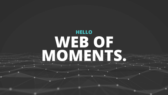Hello Web of Moments.