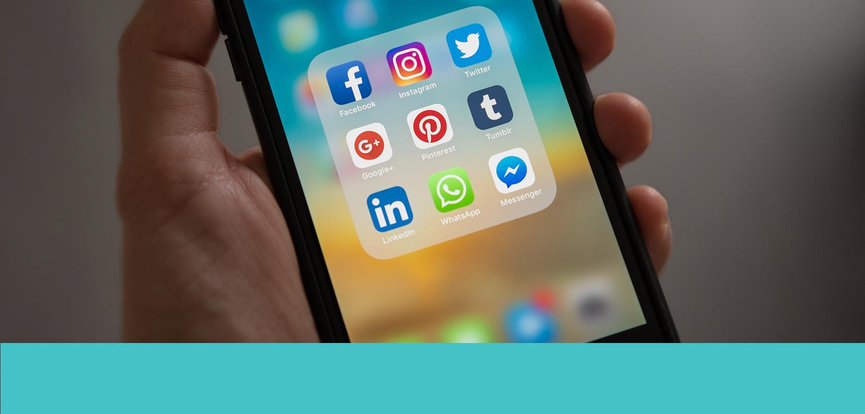 Social Media Apps Mobile