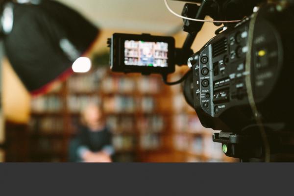 Interview Camera Setup