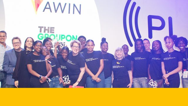 Chang3 Win Digital Disruptors 2019